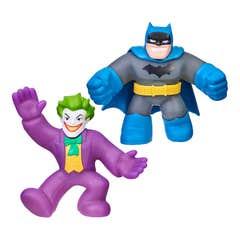 Bandai GooJitZu 2 Pack Figuras Elásticas DC Comics Batman vs Joker 86576
