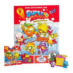 Bandai Superzings Pack De Inicio S1 86696