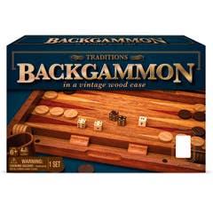 Backgammon Clásico Spin Master