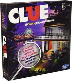 Hasbro Gaming A5826 Clue