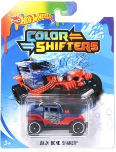 Mattel Hot Wheels Color Shifters Vehículo 14 BHR15