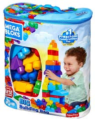 Mega Bloks® Bolsa Grande de Construcción Clásica