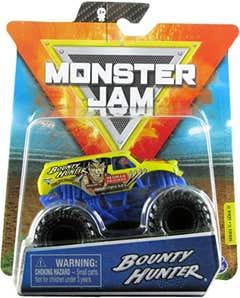 Monster Jam 1:64 1 Pack Spin Master Bounty Hunter