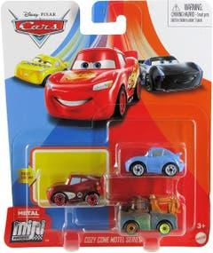 Disney Pixar Cars Minis 3 Pack #6