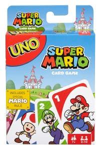 UNO Super Mario Super Mario Bros