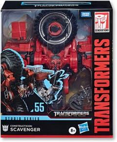 Transformers E7216 Figura Scavenger Studio Series Generations