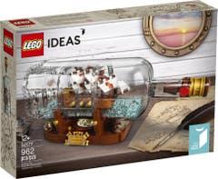 LEGO Ideas Barco en una Botella 92177