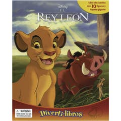 Divertilibros Disney: El Rey Leon