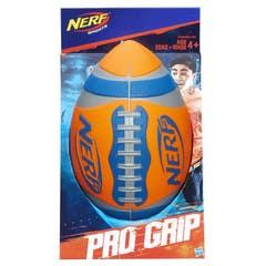 Nerf A0359 Nerf Sports - Balón de fútbol americano Pro Grip Color Naranja Juguete Hasbro