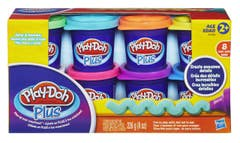 Hasbro Play-Doh Plus Pack 8 A1206