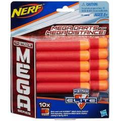 Nerf A4368 Paquete De 10 Dardos Mega
