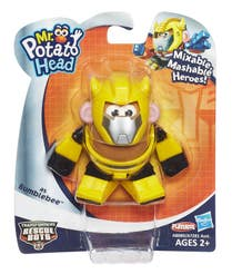 Señor Cara De Papa Bumblebee Transformers Rescue Bots A8080
