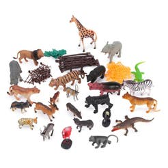 Cubeta Animales De La Jungla AN2770Z