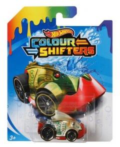 Mattel Hot Wheels Color Shifters Vehículo 2 BHR15