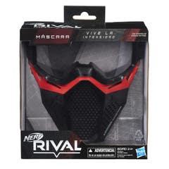 NERF B1616 Nerf Rival Máscaras - Máscara Roja Juguete Hasbro