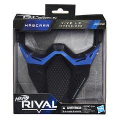 NERF B1617 Nerf Rival Máscaras - Máscara Azul Juguete Hasbro