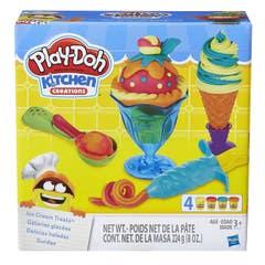 Hasbro Play-Doh Delicias Heladas B1857