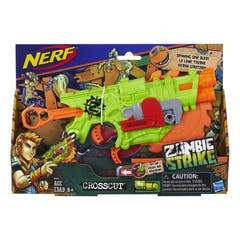 Nerf Lanzador Zombie Strike Crosscut