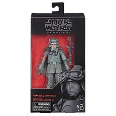 Star Wars Black Series Figura Han Solo (Mimban) E4069