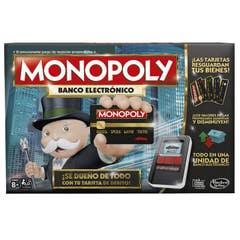 Hasbro B6677 Monopoly Banco Electronico