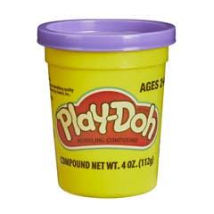 Play-Doh - Lata Play-Doh Individual de 112 Gramos - Morado