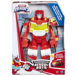 Playskool Heroes B7990 Heatwave Rescate Nocturno Transformers Rescue Bots