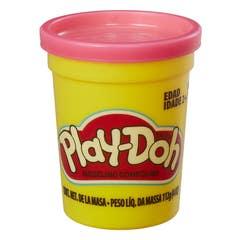 Play-Doh - Lata Play-Doh Individual de 112 Gramos - Rojo Rubina