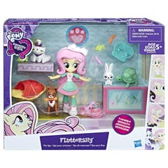 Fluttershy, Spa De Mascotas Equestria Girls My Little Pony  B9495