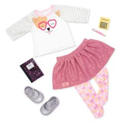 Outfit Escolar BD30411Z