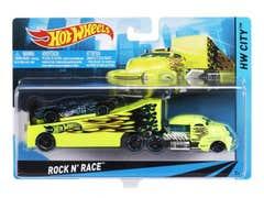 Hot Wheels Camiones De Lujo Rock N' Race BDW51
