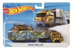 Hot Wheels Camiones De Lujo Bank Roller BDW51