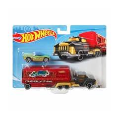 Hot Wheels Camiones De Lujo Cruisin Illusion BDW51