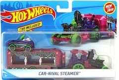 Hot Wheels Camiones De Lujo Car-Nival Steamer BDW51