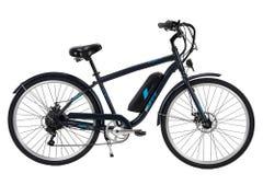 Bicicleta Huffy E-Bike Tipo Crucero R-27.5, 21 Vel. Caballero