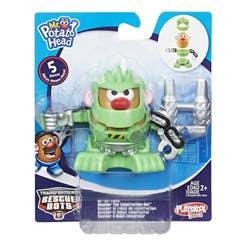 Señor Cara De Papa Boulder Transformers Rescue Bots C0158