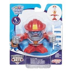 Señor Cara De Papa Heatwave Transformers Rescue Bots C0159