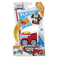 Heatwave El Robot Bombero Flip Racers Playskool Heroes   C0288