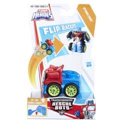 Optimus Prime Flip Racers Playskool Heroes  C0289