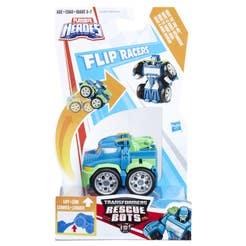 Hoist El Robot Grúa Flip Racers Playskool Heroes  C0290