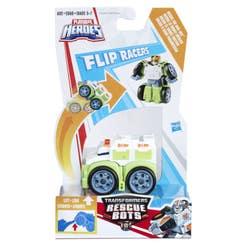 Medix El Robot Doctor Flip Racers Playskool Heroes  C0291