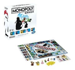 Hasbro Gaming Monopoly Nintendo Edición de Colección C2127