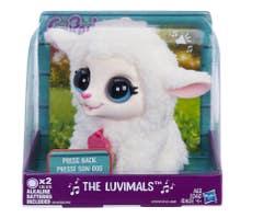 Lamb The Luvimals FurReal  C2175
