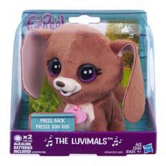 Puppy The Luvimals FurReal  C2176
