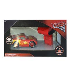Radio Control Cars 3 Starter Rayo McQueen