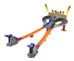 Hot Wheels Action Pista Carrera Súper Explosiva