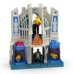 Imaginext DC Super Friends Salón de la Justicia