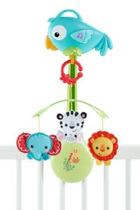 Fisher-Price Móvil Musical 3 en 1 Amigos