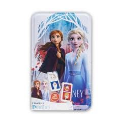 Domino En Tin Metalico Frozen 2 Novelty