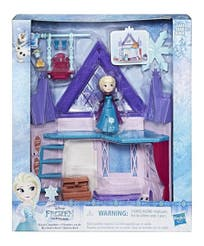 Disney Girls E0094 Recámara Real Frozen Disney Princesas  Juguete Hasbro