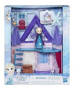 Disney Girls E0094 Recámara Real Frozen Disney Princesas  Juguete Hasbro